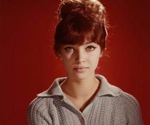 60s, anna karina, and vintage image