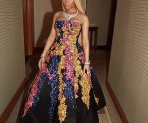 outfit, nicki minaj, and dress image