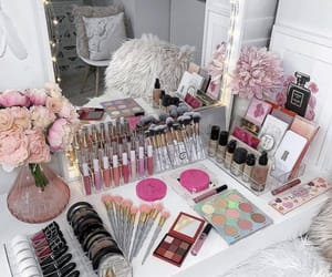 decoration, girly, and makeup image