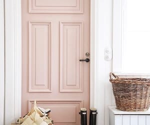 artist, door, and homedesign image
