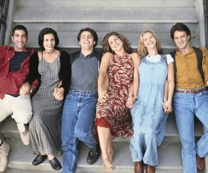 friends, monica geller, and f.r.i.e.n.d.s image