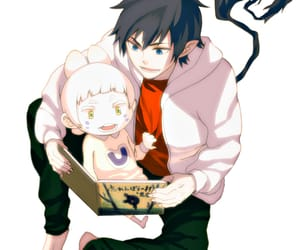 akuma, boy, and guy image
