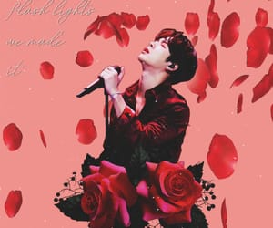 flowers, got7, and edit image