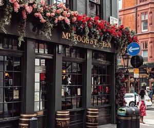 decor, facade, and london image