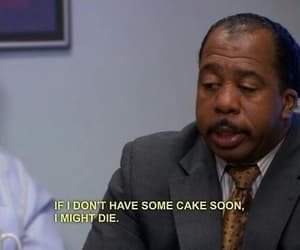 funny, cake, and quotes image