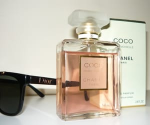 perfume, chanel, and coco chanel image