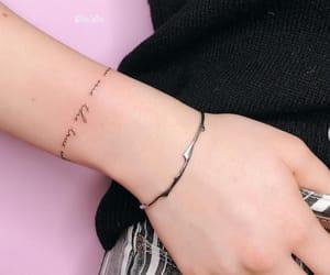 arm, wrist, and bracelet image