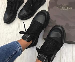 Valentino, fashion, and shoes image