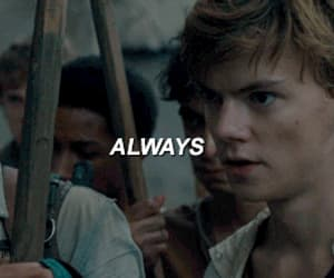 book, movie, and newt image