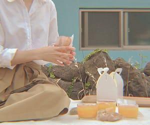 bakery, juice, and korea image