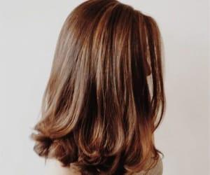 hair, haircut, and hairstyle image