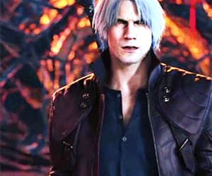 Dante, gif, and devil may cry 5 image