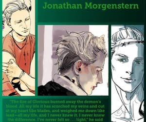 aesthetic, jonathan morgenstern, and character image