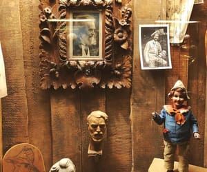 carving, figurine, and image image