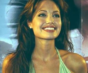 90s, Angelina Jolie, and brad pitt image