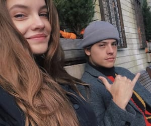couple, dylan sprouse, and bylan image