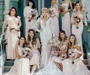 bridal, belleza, and elegancia image