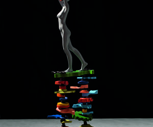visual artist, experimental art, and musician image