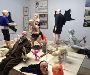 experimental art, musician, and avant-garde art image