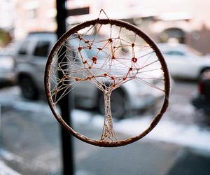 Dream, tree, and dreamcatcher image