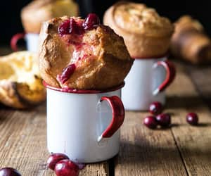 Perfect Popovers with Cranberry Butter | halfbakedharvest.com #bread #thanksgiving #cranberries #popovers #easyrecipes