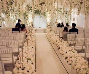 decor, floral, and fairytale image