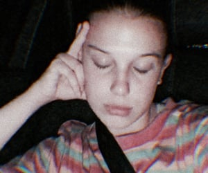 rp, filtered, and millie bobby brown image