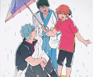 anime, anime girl, and shinpachi image