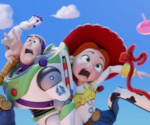 buzz, pixar, and toy story 2 image