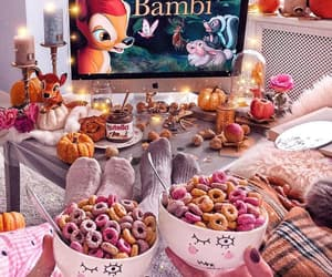 bambi, autumn, and disney image