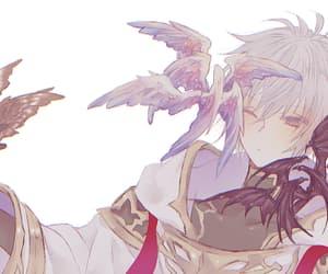 anime, granblue fantasy, and lucilius image