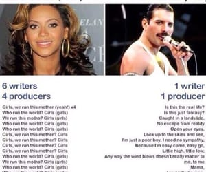 beyoncé, Queen, and funny image