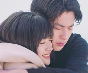 couple, meteor garden, and cdrama image