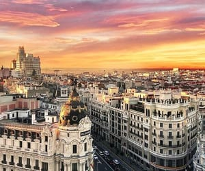 madrid, spain, and travel image