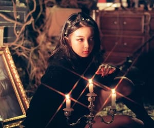 candle, dami, and dreamcatcher image