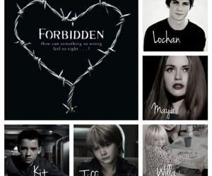 book, lochan, and forbidden image