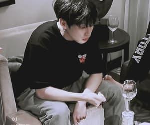 gif, jungkook, and jeon jungkook image