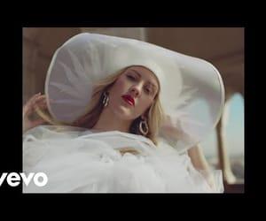 diplo, Ellie Goulding, and video image