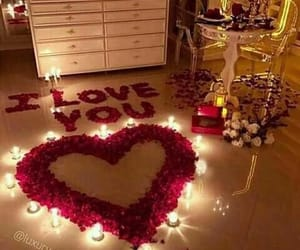 surprise, love, and candles image