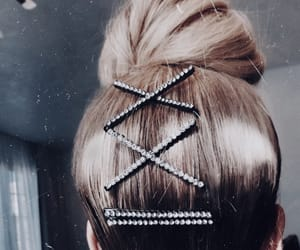 hair and accessorize image