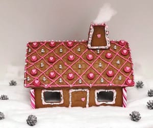 bake, beauty, and gingerbread image