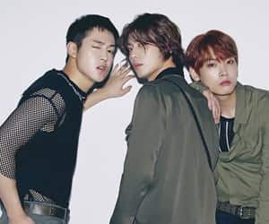 k-pop, dawon, and inseong image