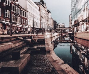 architecture, buildings, and denmark image