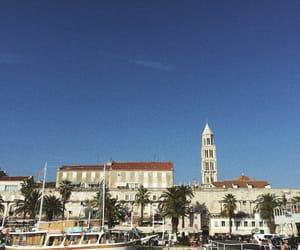 Croatia, split, and beauty image