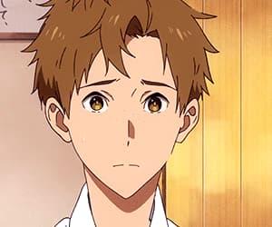 gif, anime, and anime boy image