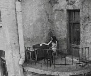 photography and balcony image