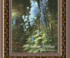 crafts, cross stitch, and hobbies image