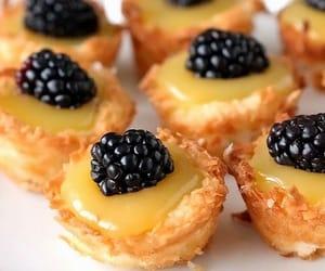 food and tartlets image