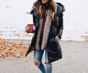 cozy, fall, and inspo image