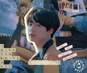 wallpaper, bts, and jungkook image